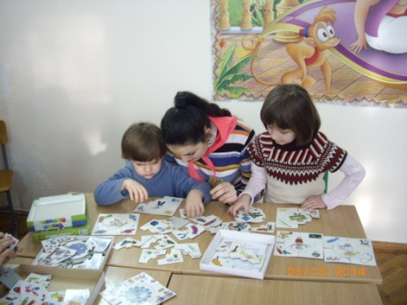 З дітьми які відвідують логопедичні