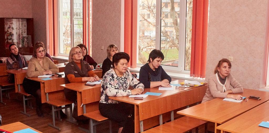 Наприкінці навчально-методичного семінару було здійснено  організаційно-інформаційне планування d573f9c703fee