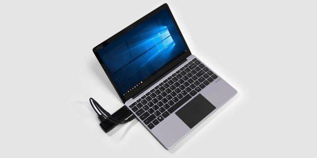 «Порожній» ноутбук, який працює від начинки Вашого смартфону