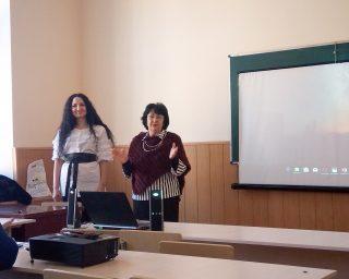 Директор турагентства «Караван-travel» завітала до студентів спеціальності «Туризм»
