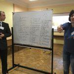 Перший тренінг «Пізнай себе» з циклу курсів-тренінгів «Діловий менеджмент»