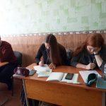 Зустріч зі школярами: вибір професії