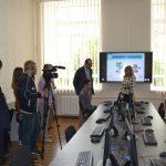 Заступник Міністра освіти і науки України Максим Стріха високо оцінив наукову складову STEAM-лабораторії в реалізації концепції НУШ
