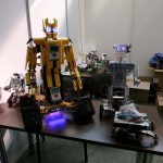 Делегація кафедри інформатики і кібернетики на Robofirst
