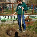 Захід кафедри права до Дня довкілля «Челендж чистоти»