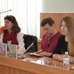 Студенти і викладачі філологічного факультету зустрілися з відомими письменниками