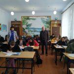 Профорієнтаційний виїзд викладачів природничо-географічного факультету до с. Малокаховка Херсонської області