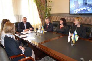 МДПУ і виконавчий комітет підписали рамкову угоду про співробітництво