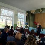 Викладачі ННІСПО взяли участь у засіданні колегії Департаменту освіти і науки облдержадміністрації