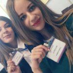 Вітаємо призерку ІІ туру Всеукраїнського конкурсу студентських наукових робіт зі спеціалізації «Професійна освіта»!