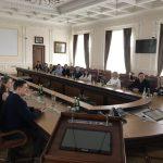 Студентка МДПУ знайомилася з роботою Міністерства молоді та спорту України