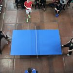 Вітаємо учасників турнір з настільного тенісу!
