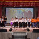 У Веселівському селищному будинку культури відбувся один із регіональних фіналів Юніорської Ліги Педу