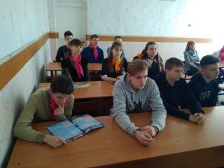 Викладачі кафедри ботаніки і садово-паркового господарства відвідали Мелітопольський знз №1