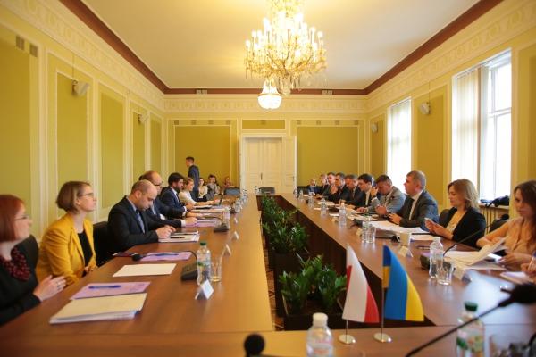 Вітаємо з перемогою у Конкурсі від Українсько-Польської Ради обмінів молоддю