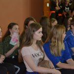 Змагання з танцювальної аеробіки «Факел Грації»