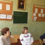 На філологічному факультеті зустрілися любителі поетичного слова