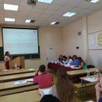 Вітаємо з І-м місцем у Всеукраїнській студентській олімпіаді зі спеціальності «Професійна освіта»!