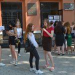 Більше 200 абітурієнтів склали ЗНО з історії України на базі вишу