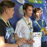 В міському парку пройшов Чемпіонат України з метання клавіатур та комп'ютерних мишок, який присвячено 20-річчю ІОЦ