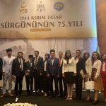 Ернест Муртазієв взяв участь у міжнародному проекті «Міст дружби Україна – Туреччина»
