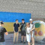 Go Camp в ліцеї № 5 зі студентами філологічного факультету