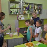 Майсте-клас для маленьких кондитерів: велике починається з малого