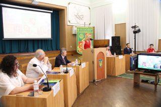 Учасники конференції поділилися досвідом впровадження педагогічної інновації в освітній процес