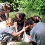У студентів розпочалася навчально-польова практика з зоології