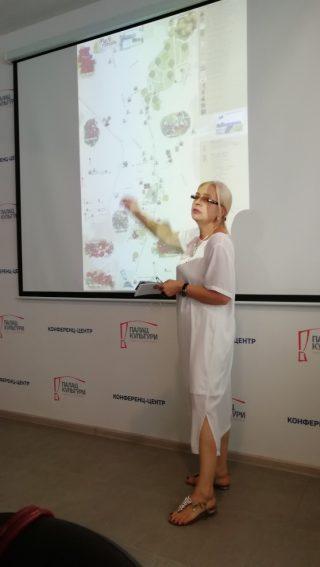 Презентація макету путівника  «Мелітополь: черешнева столиця України саме тут!»: перша робоча зустріч