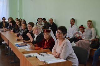 Міжнародний семінар-практикум «Жива культура в умовах глобалізації: охорона та популяризація нематеріальної культурної спадщини як відповідь на виклики сучасності»