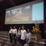 Участь у святкуванні ювілею Олега Гончаренка