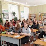 Магістрантка спеціальності «Екологія» провела відкриту лекцію для школярів