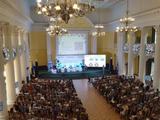 Презентація концепції «Місто, що навчається» на Міжнародному Форумі Людського Капіталу «УКРАЇНА МАЙБУТНЬОГО»
