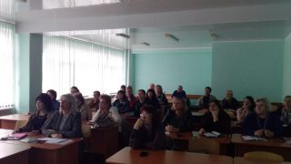 Публічна лекція «Український правопис» у новій редакції: вчимо правила разом