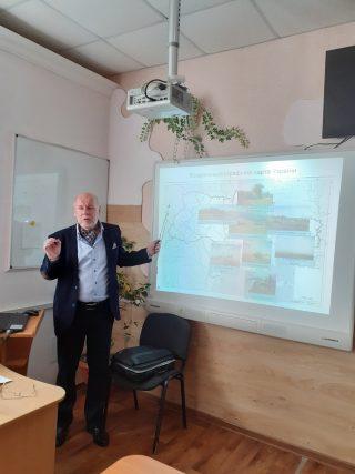 Методичний семінар «Формування культурологічної компетентності в шкільному курсі географії»