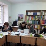 Методичний семінар підвищення кваліфікації для вчителів німецької мови «Соціальні форми та методи роботи на заняттях з німецької мови»