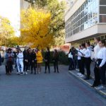 Студенти МДПУ приєдналися до акції «Walk for freedom/Хода за свободу»