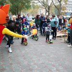 Студенти МДПУ приймають участь в проведенні великого дитячого велосвята