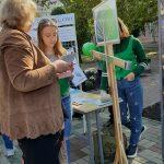 Кафедра екологічної безпеки та раціонального природокористування долучилася до святкування Дня міста