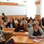 Гість університету – спеціальний радник мера міста Калампаки (Греція) Спірос Нікологіанніс