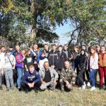 Студенти хіміко-біологічного факультету відвідали Бірючий
