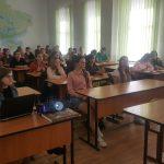 Відкрита лекція на природничо-географічному факультеті
