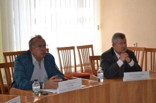 Відбулося засідання Ради ректорів закладів вищої освіти Запорізького регіону на базі МДПУ імені Богдана Хмельницького