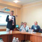 Семінар-тренінг за науково-педагогічним проектом «Інтелект України»