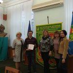 Перемога в літературному конкурсі «Коло творчості»