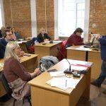 Проект GCIP Ukraine розпочинає програму навчання