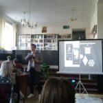Презентація нового роману Макса Кідрука