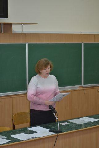 Семінар «Критерії якості освітньої програми» для гарантів освітніх програм і студентів