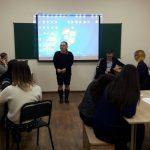Як студенти презентували свою майбутню професію